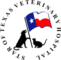 Vet in Austin | Star of Texas Veterinary Hospital Logo